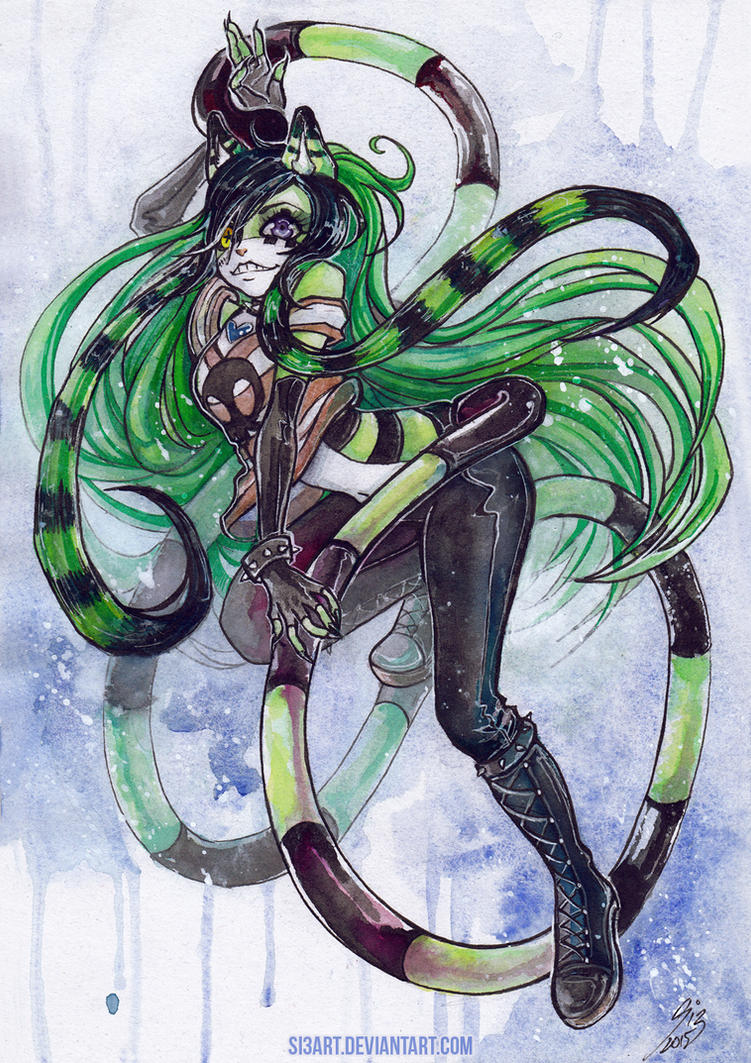 Yushi by Si3art