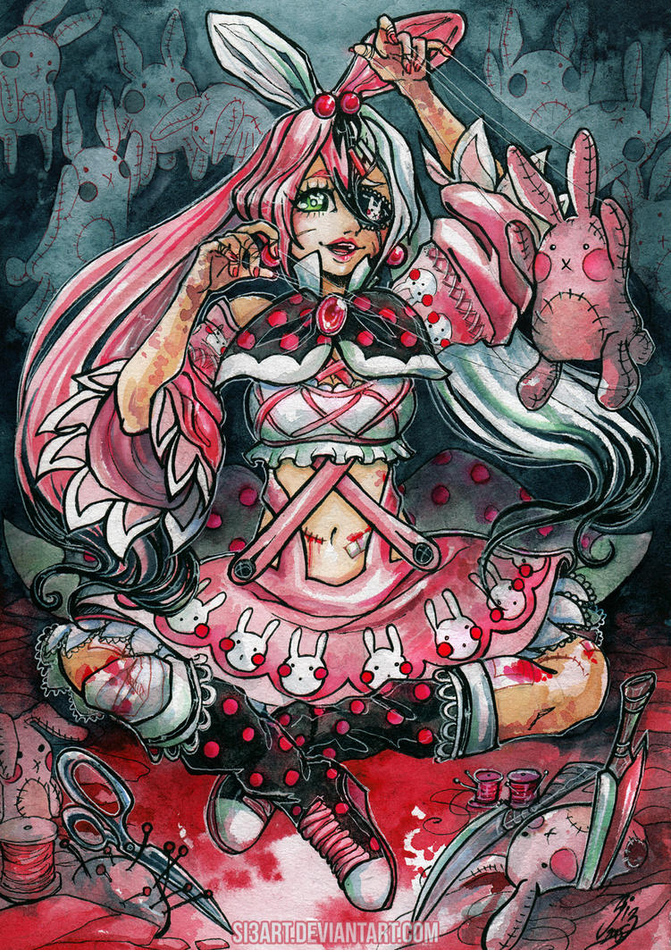 Alhertine by Si3art