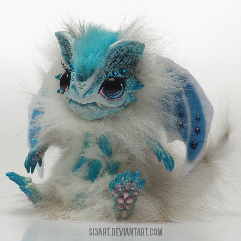 Baby Dragon by Si3art