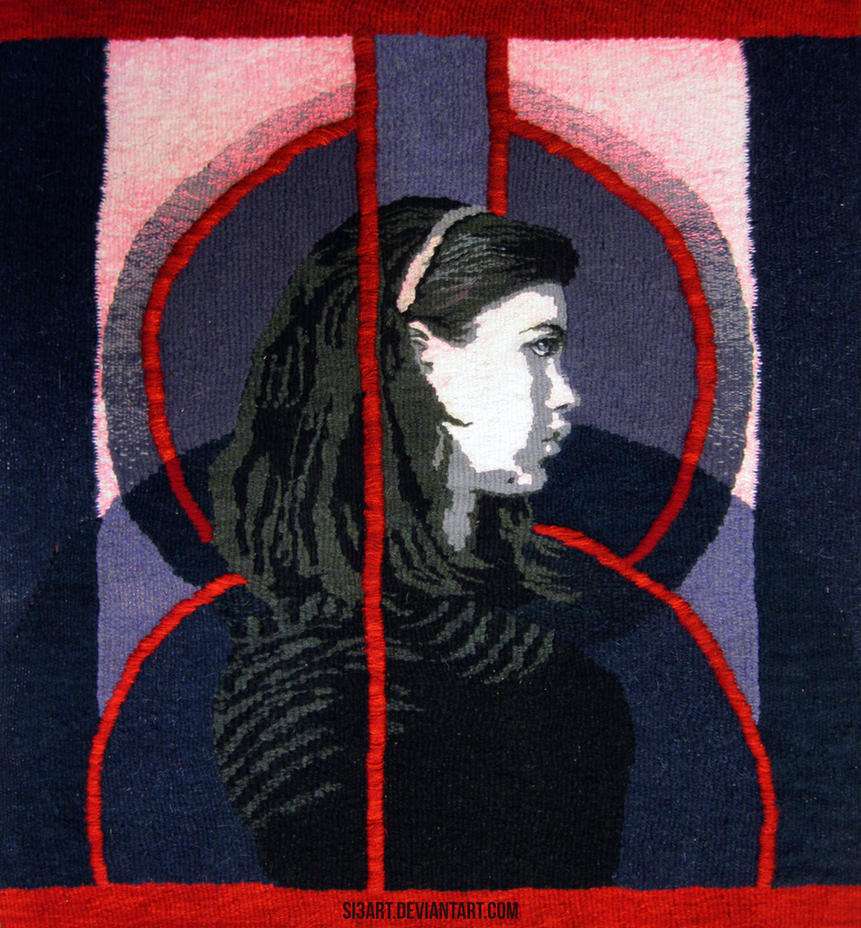 Si3 tapestry by Si3art