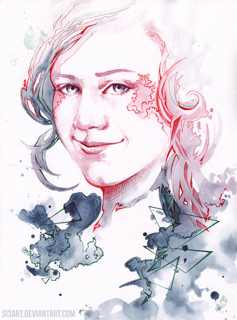 Ketly by Si3art