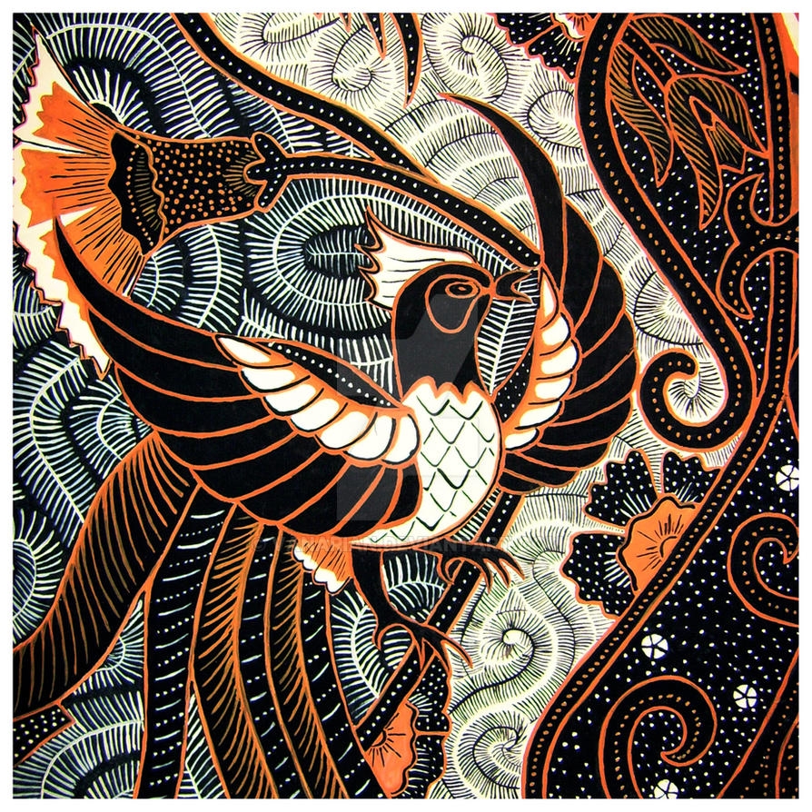 indonesian batik by vanArian on DeviantArt
