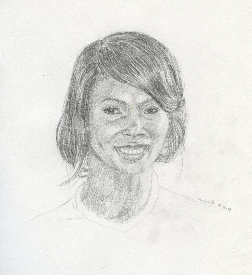 Venus Williams Attempt by DeeDraws
