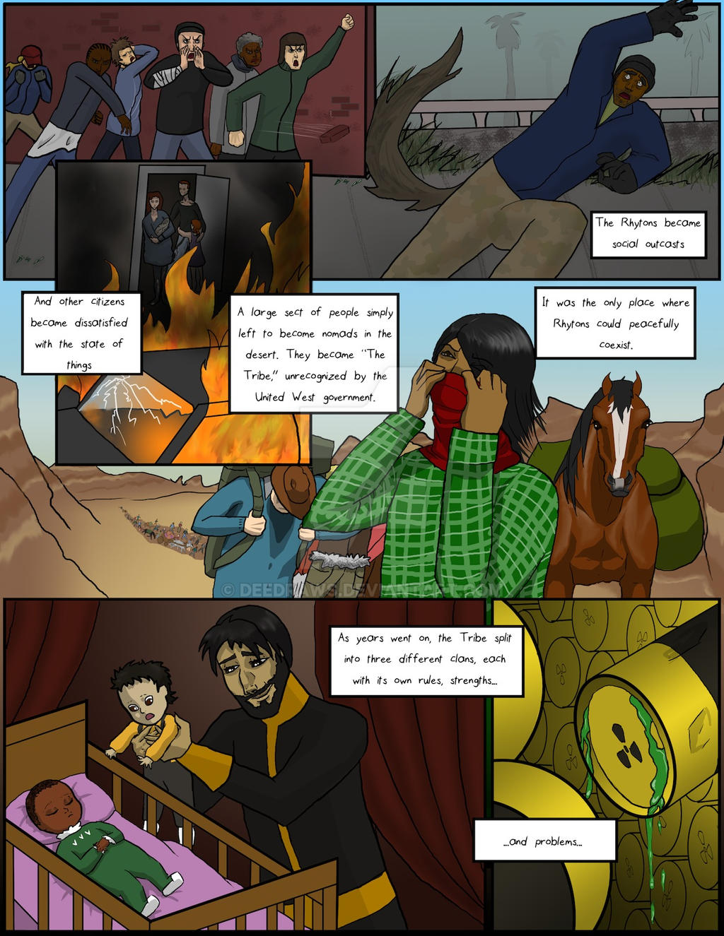 Mavia.Prologue.7 by DeeDraws