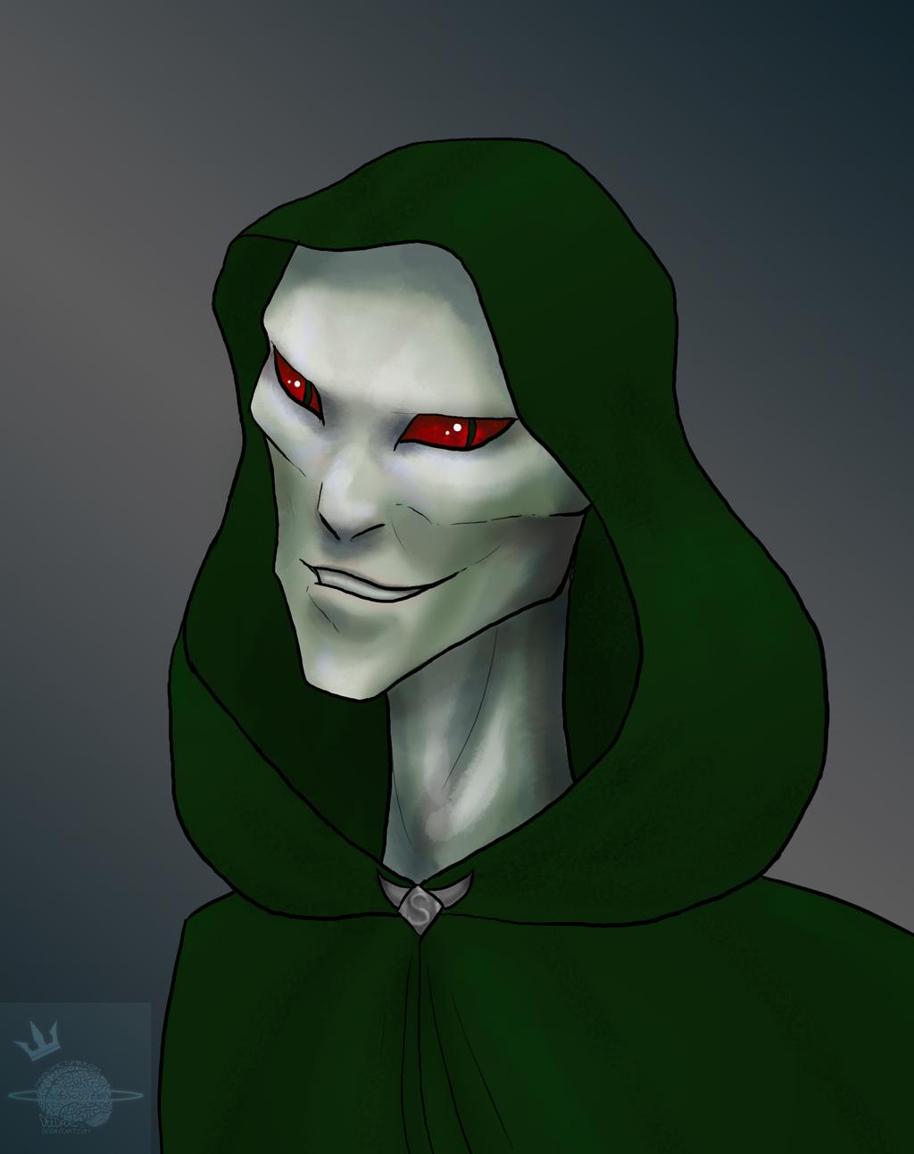 Voldemort by DeeDraws on DeviantArt