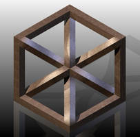 penrose cube example2 by max13124