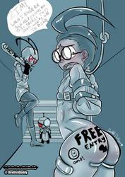Ghosthunting by DaddyDevilish