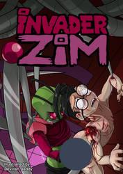 IZ Mock Comic Chapter 02 by DaddyDevilish