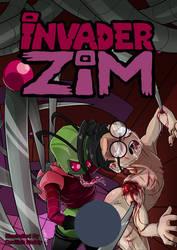 IZ Mock Comic Chapter 03 by DaddyDevilish