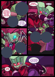 Greeny Training Page 02 by DaddyDevilish