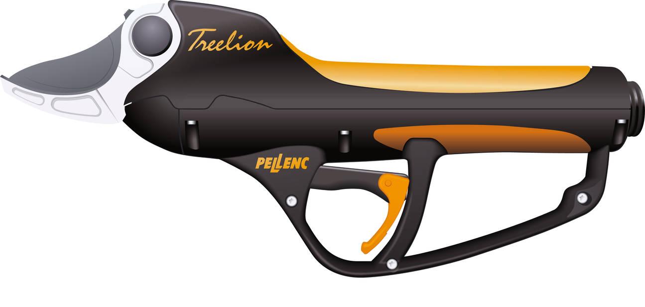 Pellenc Treelion by BolFAB