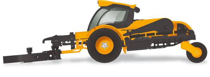 Pellenc Buggy Maxi5000 - Left