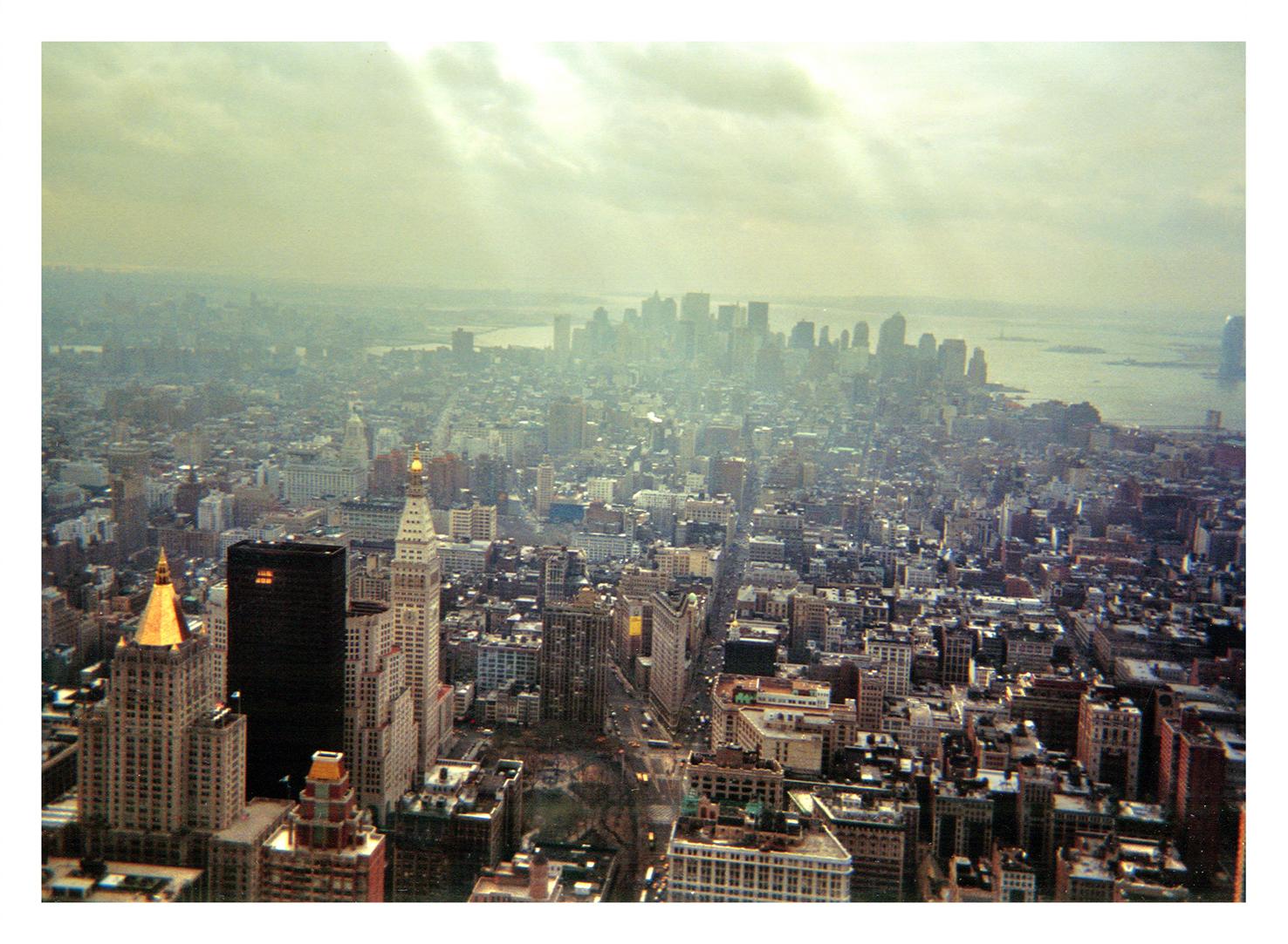 South of Manhattan by BolFAB