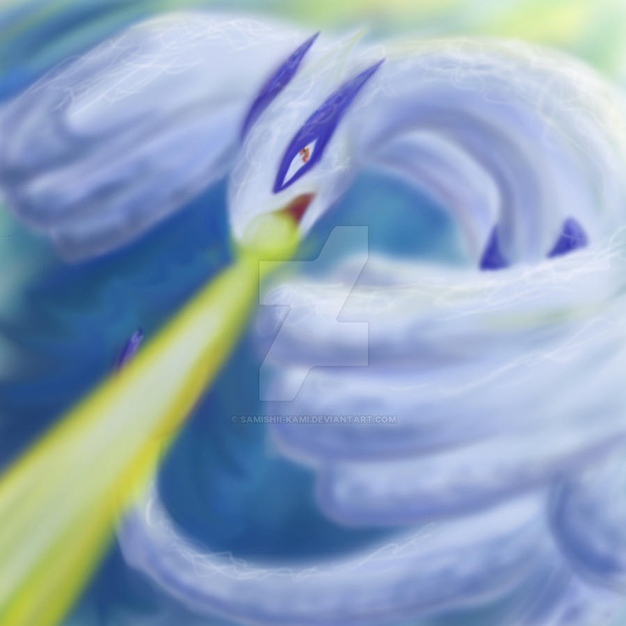 Hyper Beam by Samishii-Kami