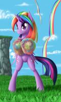 Go, Rainbow Dash! Go!