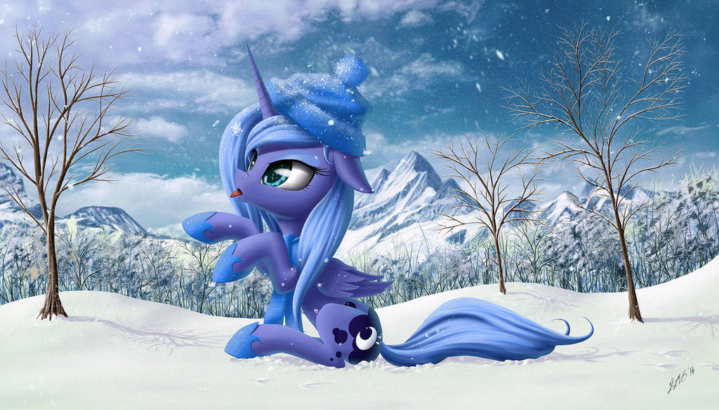 princess_luna_ebashit_snow_by_zig_word-d
