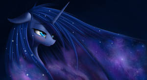 Luna's dimension
