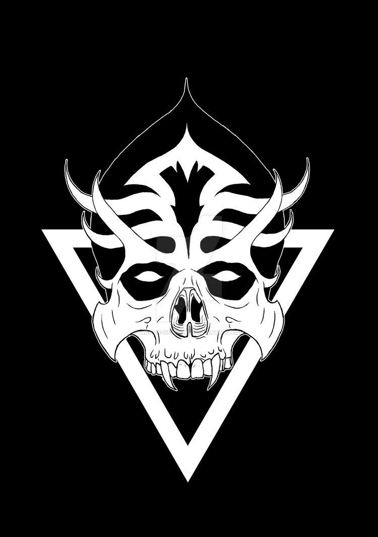 Godmask by Wrath-of-Vader