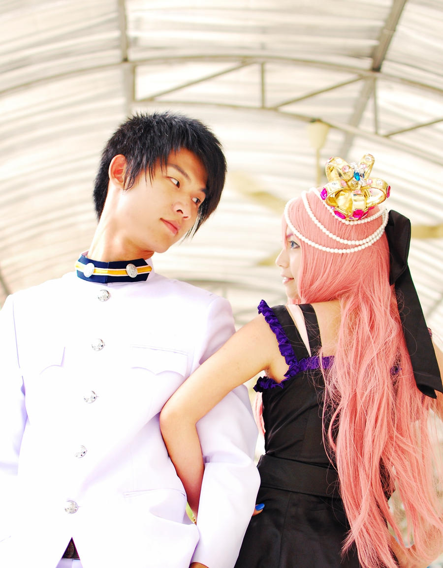 Be my prince... by Hakuren-Naoki