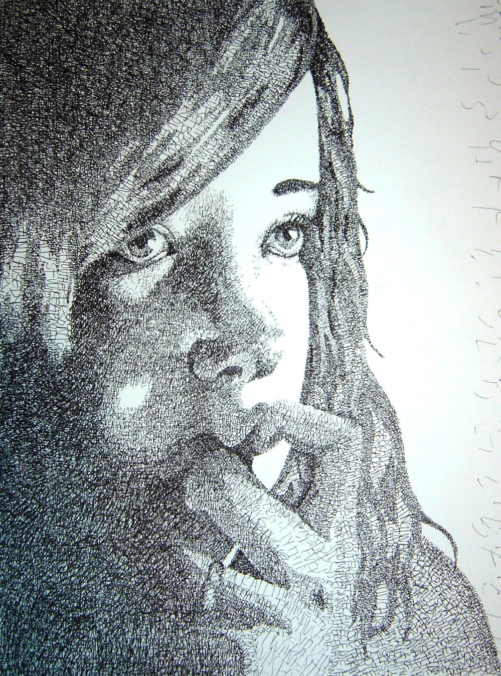 Words- Self Portrait by jessica-rae
