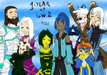 1-year of Guild Wars 2