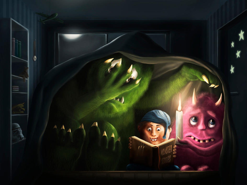 ~ Monster - Stories ~ by ChristianGerth