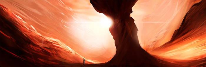 - desert - by ChristianGerth