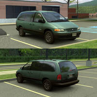 [Model] 1996-2000 Plymouth Grand Voyager