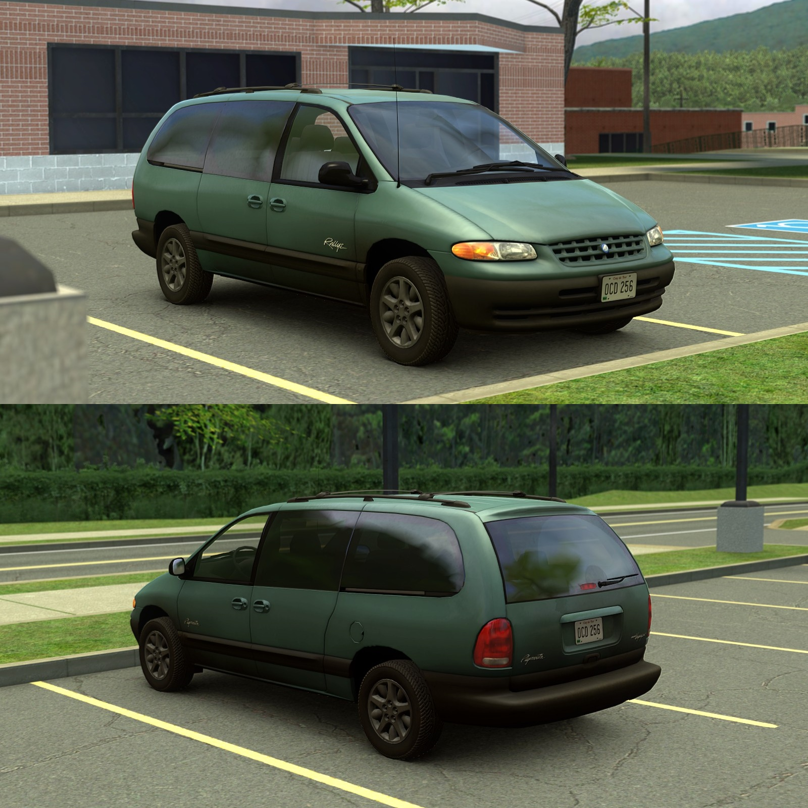 [Source] 1996-1999 Plymouth Grand Voyager by RushFreak2