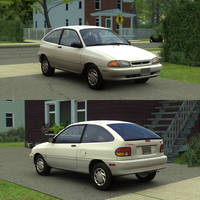 [Source] 1994-1996 Ford Aspire