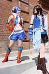 Rikku songstress cosplay