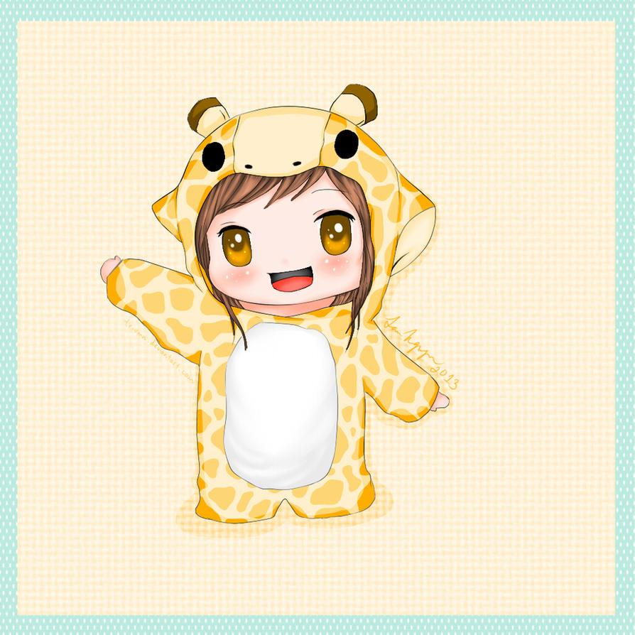 Giraffe Chibi By Trivmn On DeviantArt