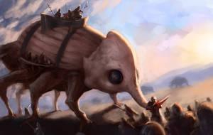 Boll Deevil by noahbradley
