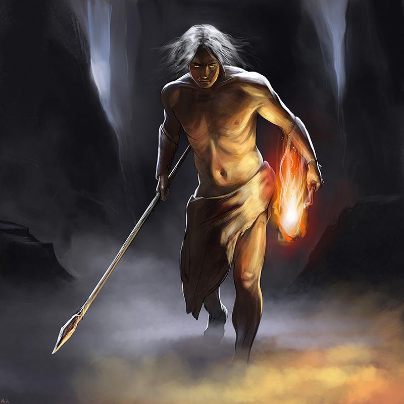 The Hunter in the Dark by noahbradley
