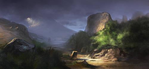 The Journey Ahead by noahbradley