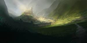 Castle by noahbradley