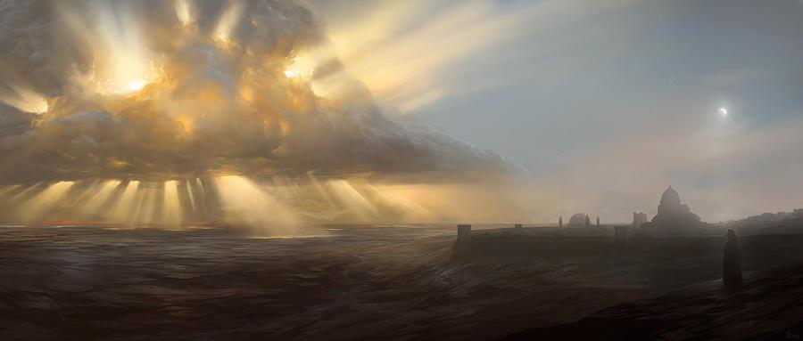 Hope of Glory by noahbradley