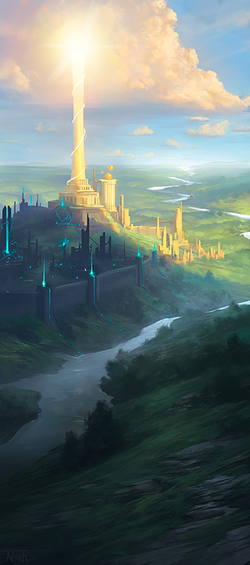Sages of Ioun by noahbradley