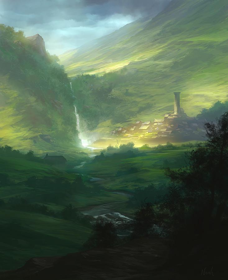 Daggerdale by noahbradley