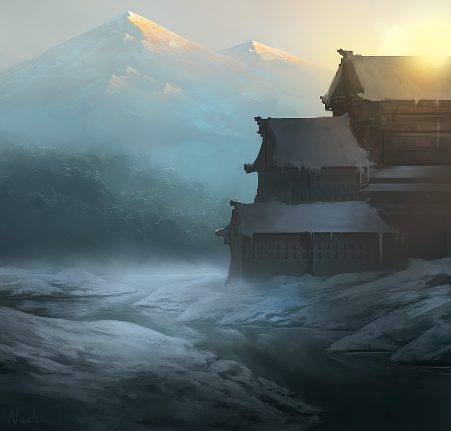 Watchful Eye Dojo by noahbradley
