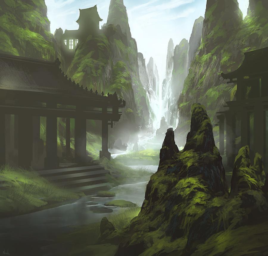 Shinden Asahina by noahbradley