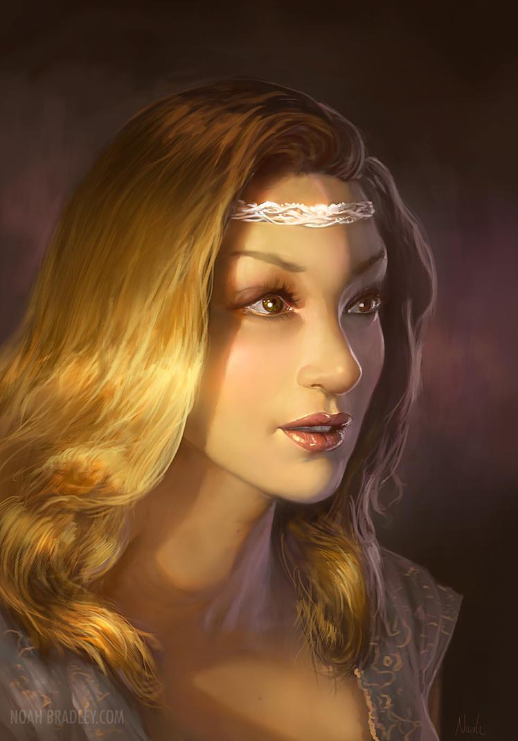 The Princess by noahbradley