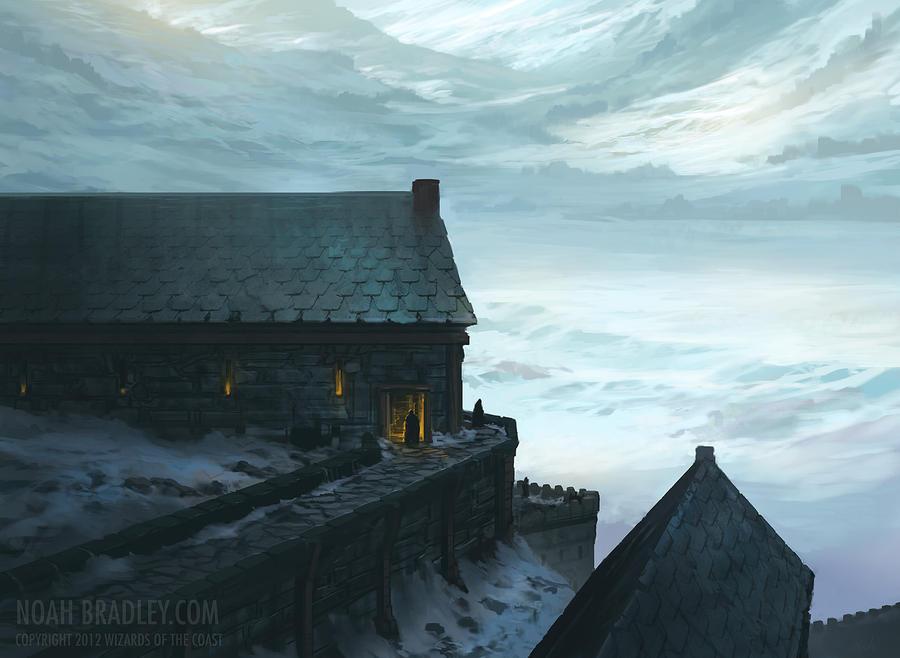 Kjeldoran Outpost by noahbradley
