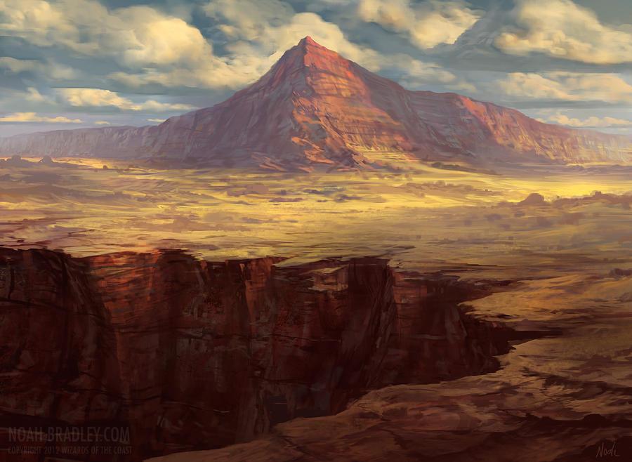 Plateau by noahbradley