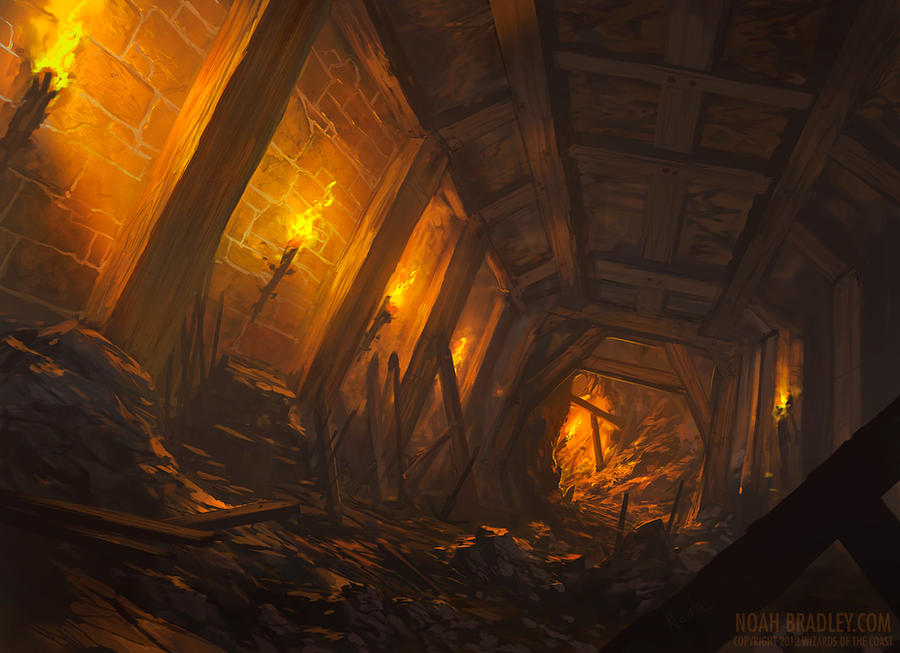 Creating a Dungeon by noahbradley