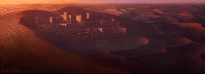 Bloodstone Oasis