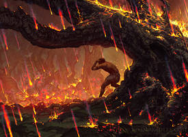 Anger of the Gods by noahbradley