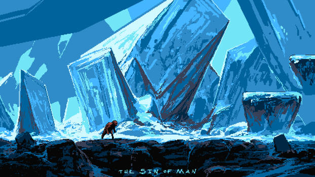 The Sin of Man - Ice cave