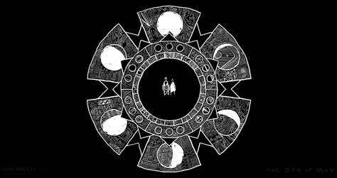 How the Sun Found the Moon by noahbradley