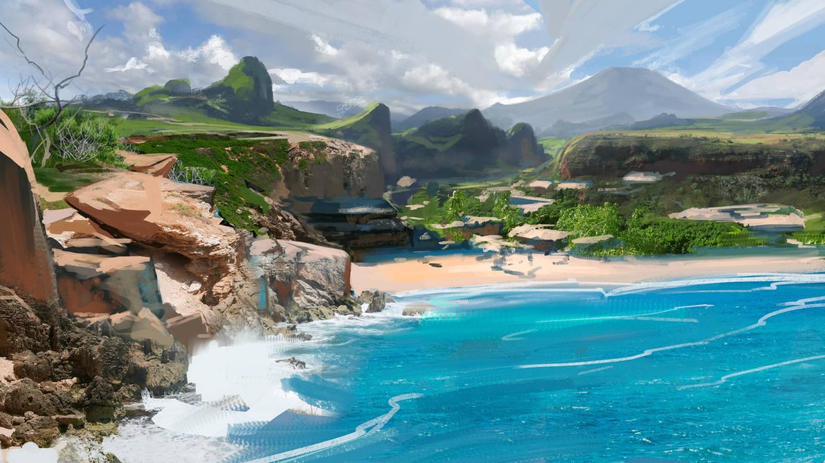 Chiyum concept by noahbradley